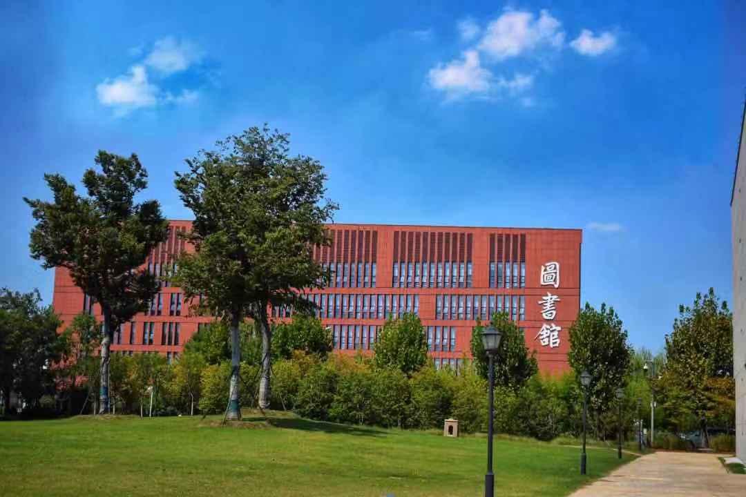 教学楼风景