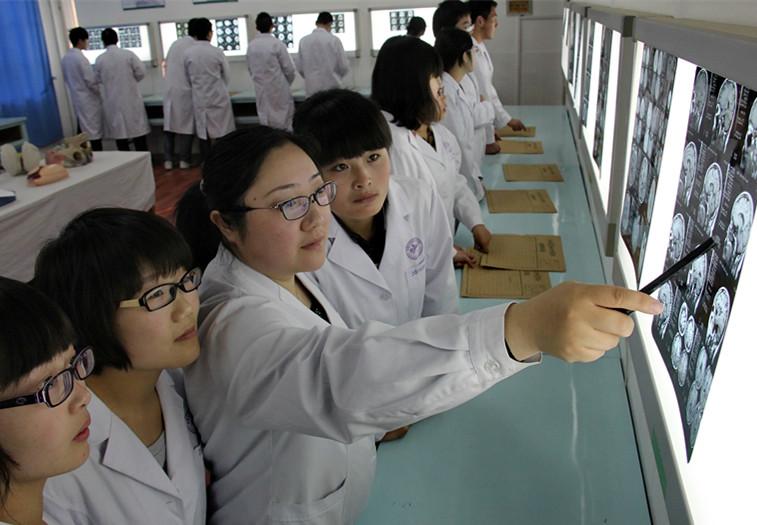医学影像技术学生实训