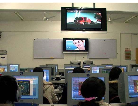 数字化影视编辑实验室