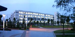 教学楼夜景