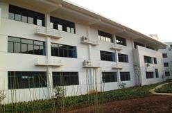 教学楼侧影